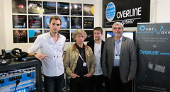 Overline Systems at IBC Show