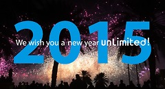 We wish you an Unlimited year !